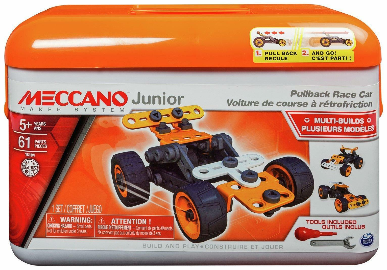 Meccano Junior Tool Box Assortment UK