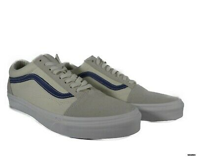 VN0A38G1QKK VANS Old Skool Vintage (Vintage White Indigo) Men Shoes Size 8.5 | eBay