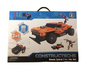 stem Genius constructechs Remote Control 3 in 1 Engine 205 ...