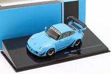 RWB brumoso-mundo verde claro 1:43 Ixo 930 Porsche 911
