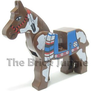 Lego-cowboys-and-indians-style-Horse