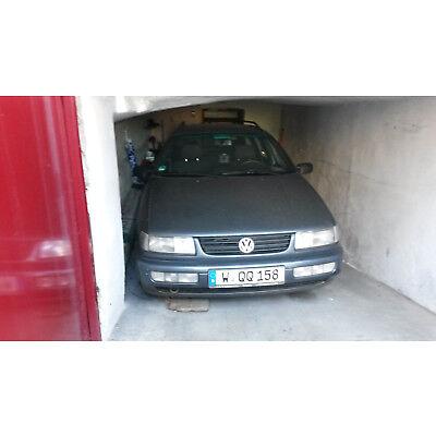 VW Passat Kombi 35i fast schon ein Oldie.