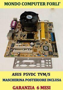 SCHEDA-MADRE-SOCKET-775-ASUS-P5VDC-TVM-TE-S-CPU-INTEL-CORE-2-DUO-E6420-2Gb-RAM