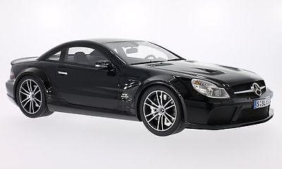 Premium Classixxs Mercedes SL65 AMG Black Series R230 Black 1:12 LE 500 NEW!