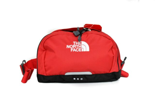 The North Face Roo Lumbar Pack Tnf Red
