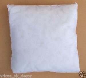 YK Decor New Pillow Insert Form - Square Cushion Sofa ...