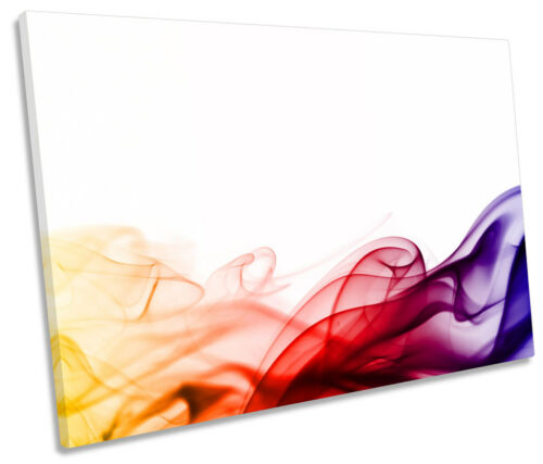 Abstract Smoke CANVAS WALL ART SINGLE Picture Print