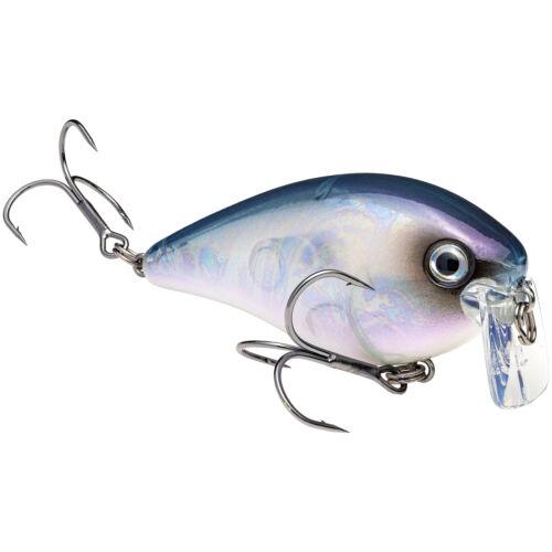 Strike King HC KVD 2.5 Wake Bait Waking Crankbait Surface Bass Fishing Hard Bait