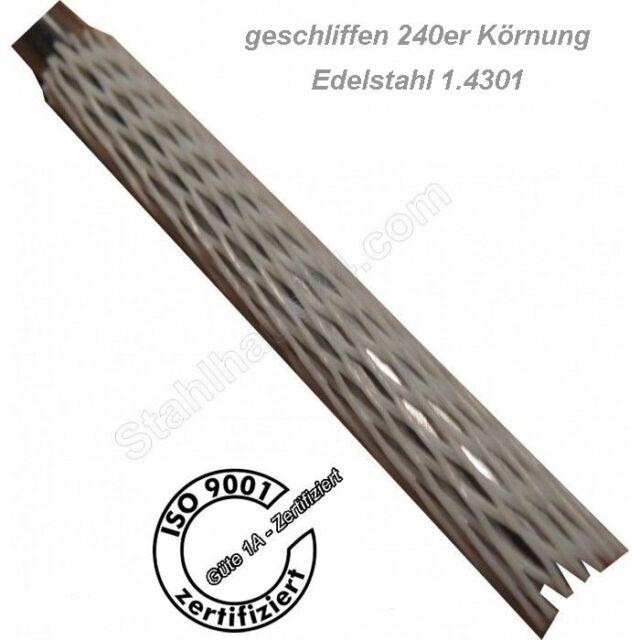 Edelstahl Rund 1.4305 Zuschnitt 1000mm lang D 22mm