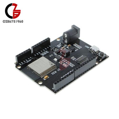 ESP32 WiFi Bluetooth 4MB UNO D1 R32 CH340 USB Devolopment Board For Arduino
