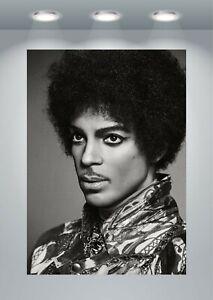 Prince Music Singer Vintage Photo Large Poster Art Print in multiple sizes