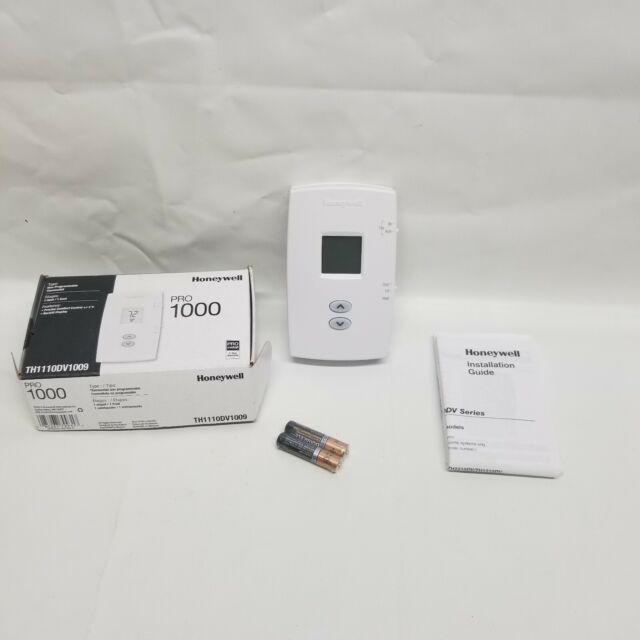Honeywell Home-resideo Pro 1000