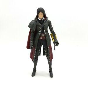 "Assassin's Creed EVIE FRYE Action Figure 3.75"" Jazwares 1:18 4"""