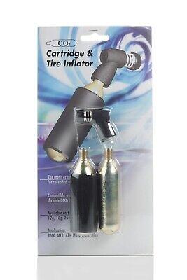 10 x 16g CO2 Kapseln mit Gewinde für Fahrradpumpen