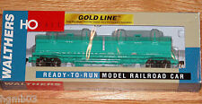 WALTHERS 932-3837 GOLD LINE CUSHION COIL CAR ANGLED HOODS NEW YORK CENTRAL
