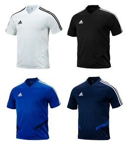 0573a907 Adidas Tiro 19 Training Jersey S/S (DT5286) Soccer Football Team T ...