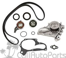 "FITS: 92-99 TOYOTA CELICA 97 CAMRY 2.2L ""5SFE"" DOHC TIMING BELT KIT + WATER PUMP"