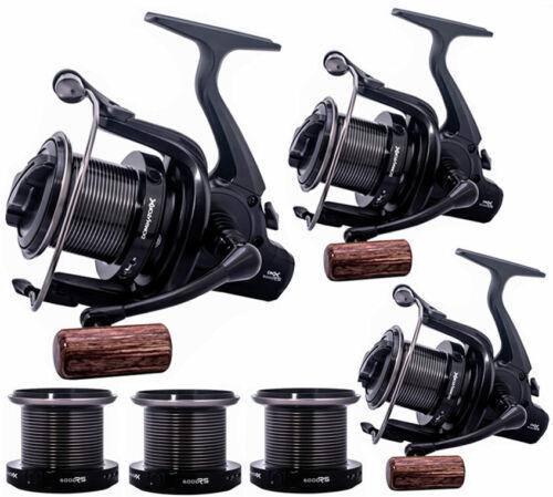 Spare Spool Carp Fishing Spod Marker Reel Sonik DominatorX 8000RS Big Pit