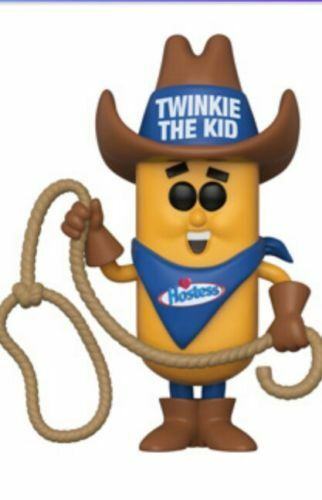 FUNKO POP AD Icons Twinkie The Kid #27 Hostess