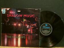 SHADOWS  Shadow Music  LP   Mono UK original    RARE !