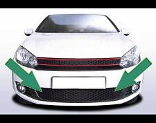 Für VW Golf 6 GTI GTD Design Waben Stoßstangen Einsatz Gitter Front Sport Grill-