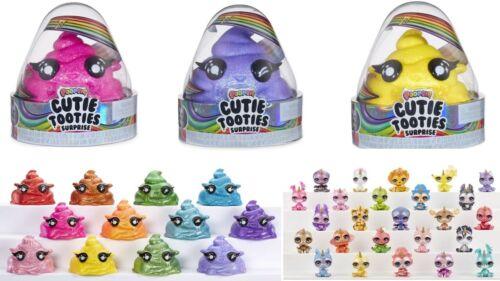 Giochi Preziosi Poopsie Cutie Tooties Personaggi Assortiti A Scelta