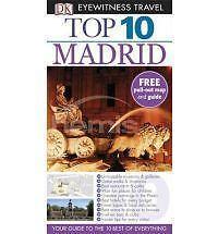 1 of 1 - DK Eyewitness Top 10 Travel Guide: Madrid