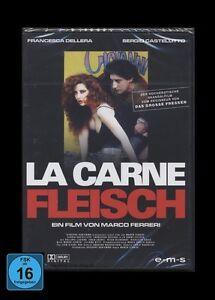 DVD LA CARNE - FLEISCH - alte FSK - DER SKANDALFILM von MARCO FERRERI ** NEU **