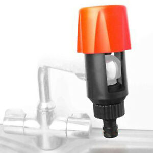 universelles hahnanschluss universal anschluss wasserhahn garten schlauch ebay. Black Bedroom Furniture Sets. Home Design Ideas