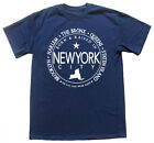 Born & Raised NewYork HipHop Pride Oldschool NY Mens cheap cool graphic T-shirt