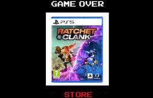 Ratchet Clank Rift Apart Ps5 Playstation 5 Videogame Gioco Copertina ITA