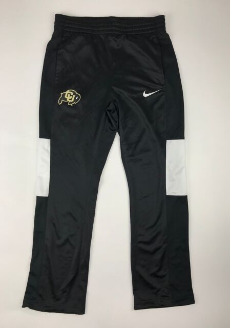 8fdd8a8fd650 New Nike Women s M Colorado Buffaloes Rivalry Basketball Pants Black MSRP   55