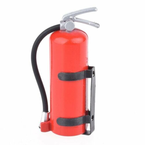 1//10 Scale Fire Extinguisher RC Rock Crawler Accessory for AMIYA CC01 RC4WD ND