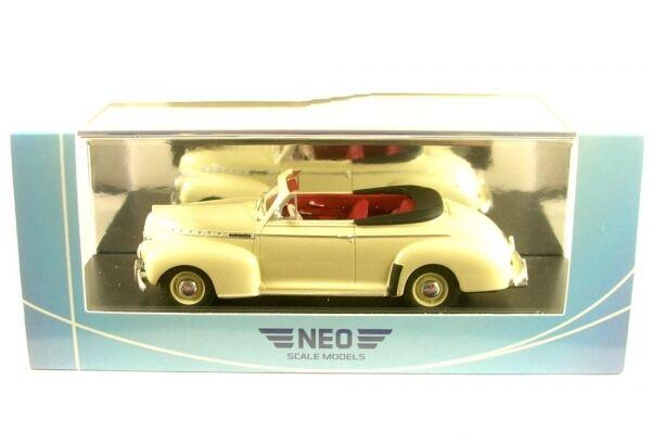 Chevrolet Spezial De Luxe Congreenible (Beige) 1941