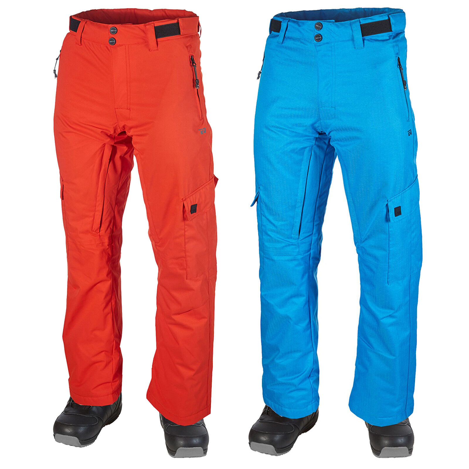 Rehall Dexter-R Men's Ski Pants Snowboard Functional Winter Trousers New