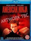 American Ninja 1 Blu-ray Michael Dudikoff Steve James Judie Aronson
