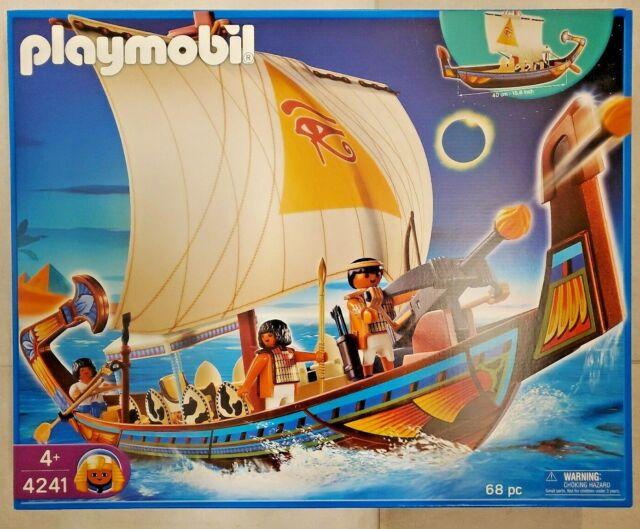 New Playmobil 4241 - Royal Ship of Egypt