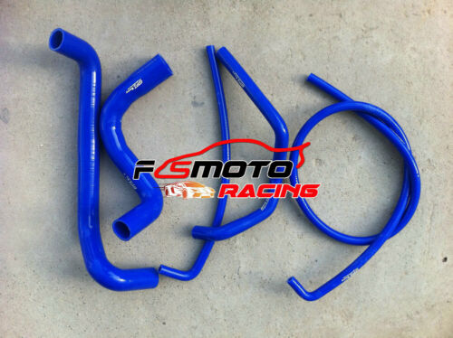 RED For Holden Commodore VZ V8 5.7L 6.0L Radiator silicone Hose Pack Bypass kit