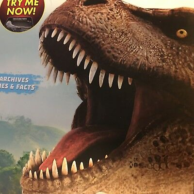 Dinosaur Experience Augmented Reality Cards /& VR Headset 4D