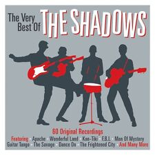 The Shadows Very Best of 62 Original Recordings Essential Collection 3 CD