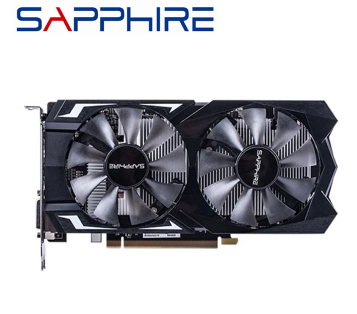 AMD Radeon Sapphire RX 560 4gb GDDR 5 128 bit