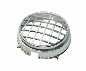 Gitter-Scheinwerfer-Gehaeuse-Cross-pas-f-Simson-S51-E-S50-S70-verchromt-Enduro