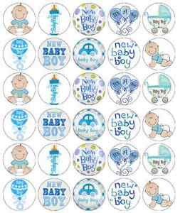 baby boy cake toppers new baby boy cupcake toppers cakes christening 1416