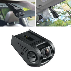 1080p hidden dash camera recorder wide angle stealth dash cams with gps module ebay