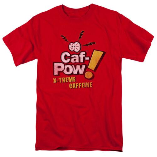 Extreme Caffeine STRANGE Licensed Adult T-Shirt All Sizes NCIS Caf-POW