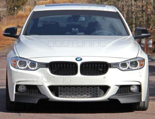 BMW 3er F30 F31 M-Paket Frontspoiler Clubsport Ecken Frontflaps Flaps