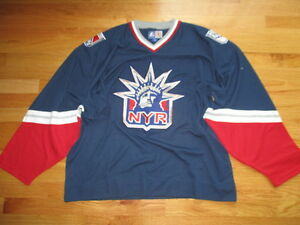 Image is loading Vintage-Starter-NEW-YORK-RANGERS-XL-3rd-Jersey db3795826