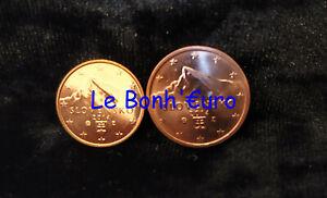 Monnaie-1-2-centimes-cent-cts-euro-Slovaquie-2014-neuves-du-rouleau-UNC