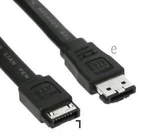z-0-5-m-Anschluss-Kabel-sATA-L-TYPE-auf-eSATA-i-TYPE-STECKER-Anschlusskabel-50cm