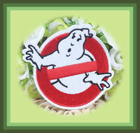 Wholesale Lots Ghostbusters No-ghost Cartoon Iron On Embroidery Appliqué Patch